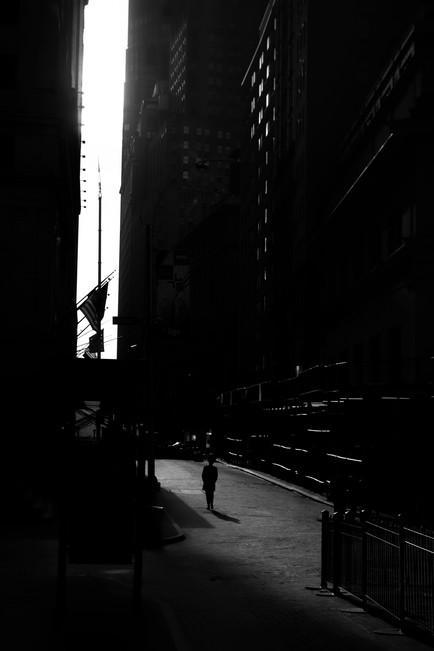 """""""Solo en el camino"""""""