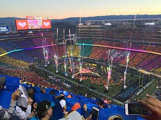 Super Bowl 50 stadium