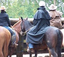 Muddy Creek Rain Gear Long Waterproof Riding Coats
