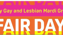 Find us at the Sydney Gay & Lesbian Mardi Gras Fair Day.