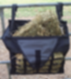 Large Opening Slow Feed Hay Maximizer
