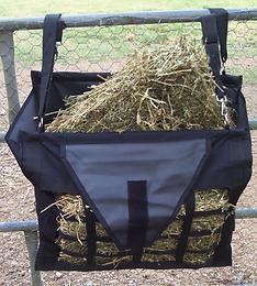 Large Opening Slow Feed Hay Maximizer