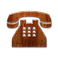 Wood Phone icon