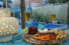 Cheese Platter by the pool.jpg