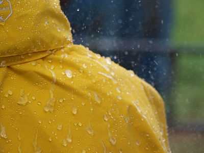 Ultra Lightweight, Waterproof & Breathable fabric