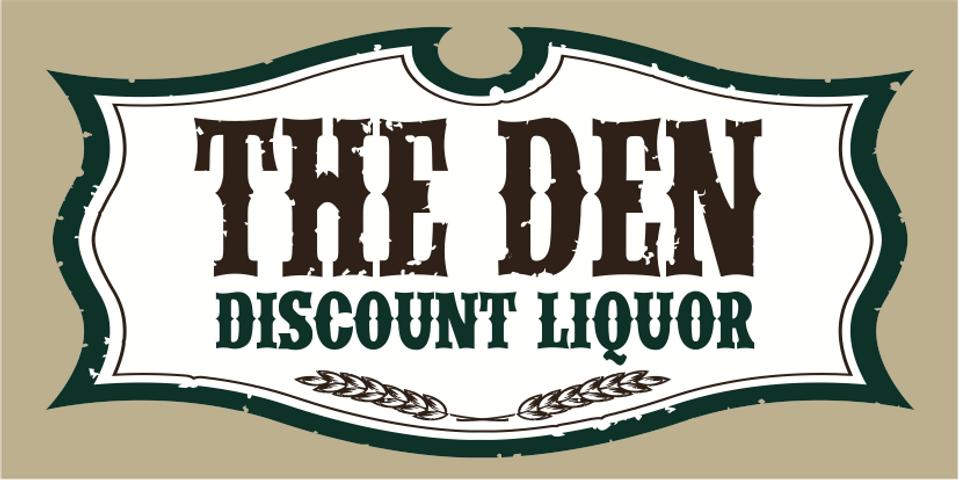 The Den - discount wine and liquor