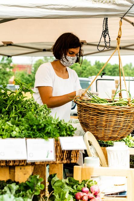 Farmer's Market - One Loudoun