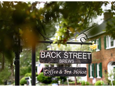 Exploring Back Street Brews Coffee and Tea House in Lovettsville, Virginia