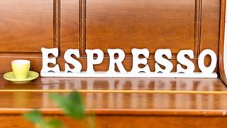 Backstreet Brews Favorites - Espresso Sign
