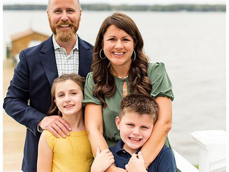Potomac River Family Session