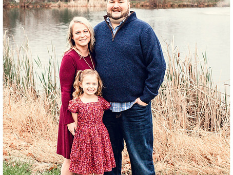 A Family Photography Session at Franklin Park in Round Hill