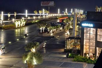 Sodic Strip Mall