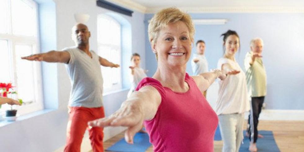 5-Week Beginner's Guide to Yoga