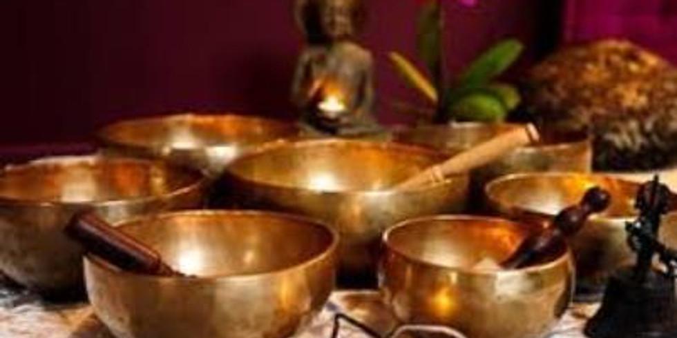 Spring Yin Yoga & Sound Meditation