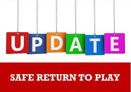 Return To Play is on it's way!