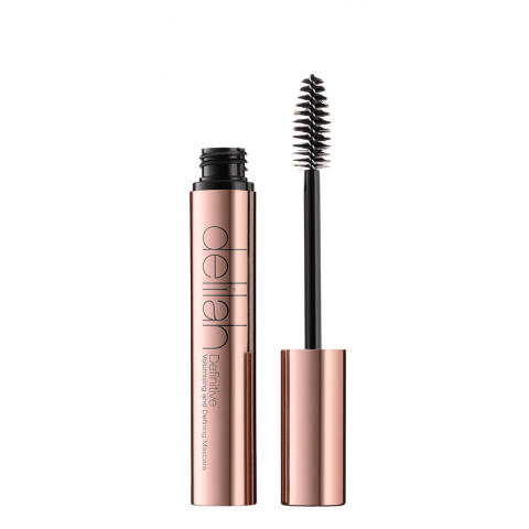 Delilah Definitive Volumising and Defining Mascara - Carbon