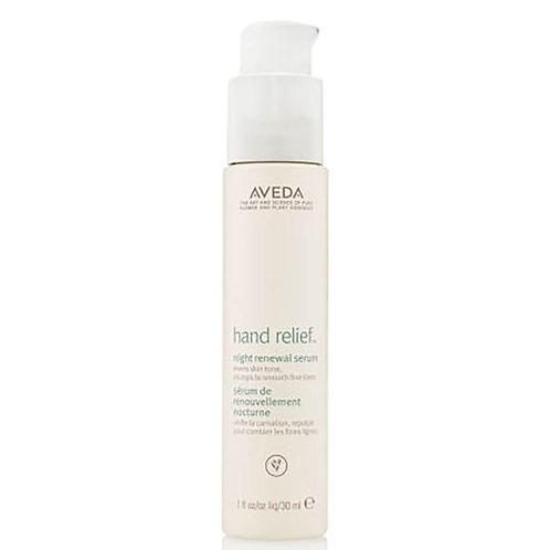 Aveda Hand Relief Night Renewal Serum 30ml