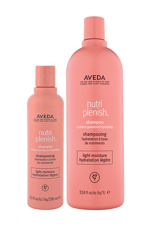 Aveda Nutriplenish Light Moisture Shampoo