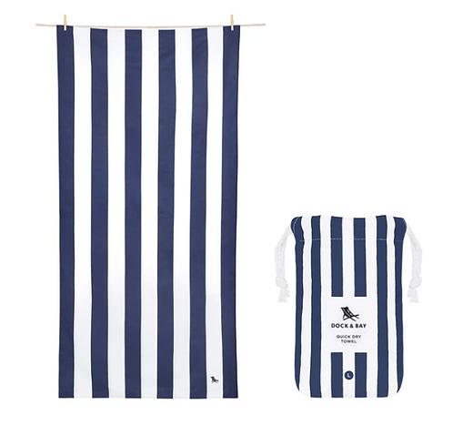 Dock & Bay Towel XL - Blue