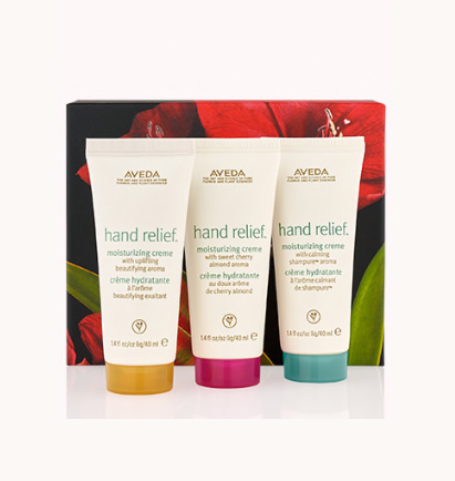 Hand Relief Hydration Trio