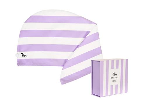 Dock & Bay Hair Wrap - Purple