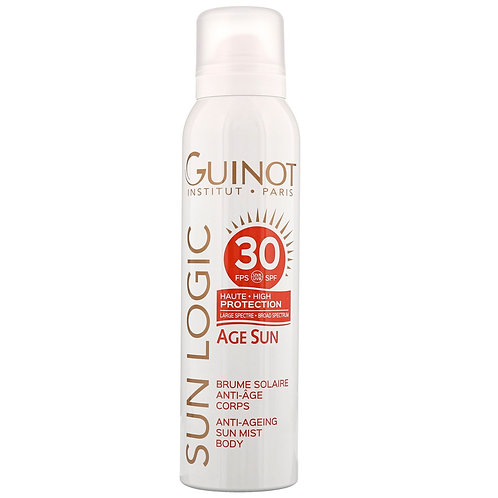 Guinot Sun Logic Anti-Ageing Sun Mist Body SPF30 150ml