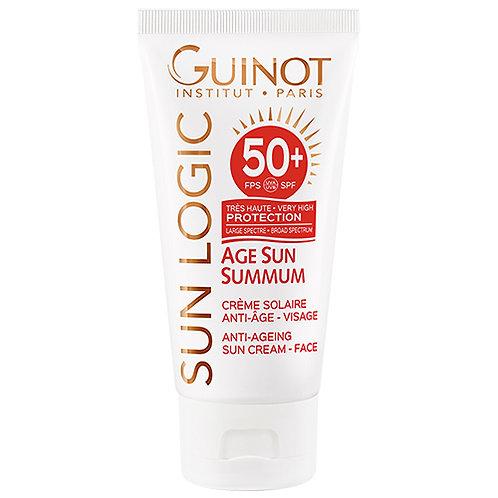 Guinot Age Sun Summum Anti-Ageing Sun Cream Face SPF50+ 50ml