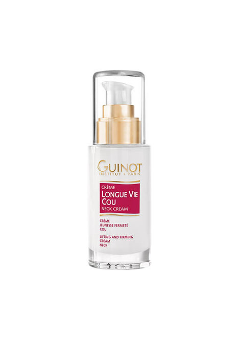 Guinot Longue Vie Cou Neck Cream 30ml