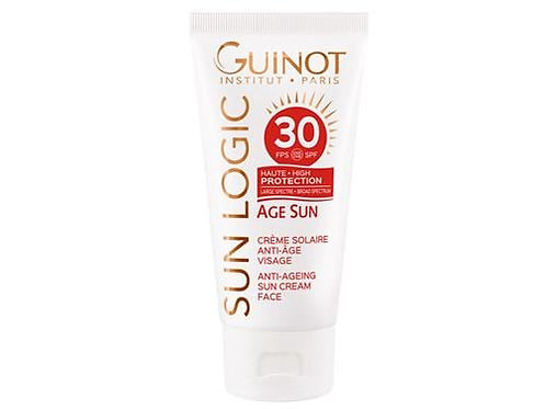 Guinot Sun Logic Anti-Ageing Sun Cream Face SPF 30 50ml