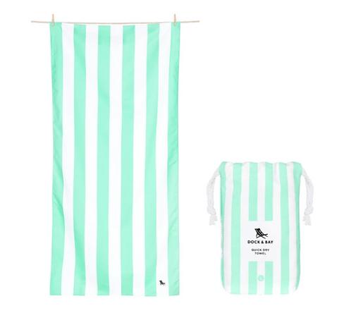 Dock & Bay Towel L -Mint
