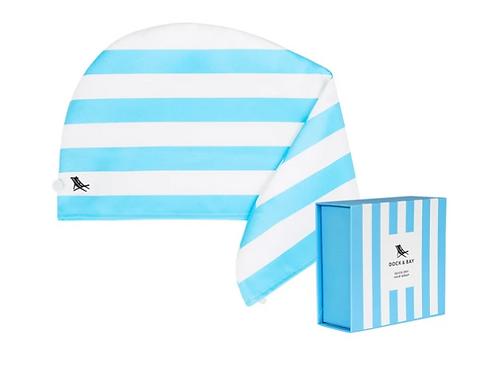 Dock & Bay Hair Wrap - Blue