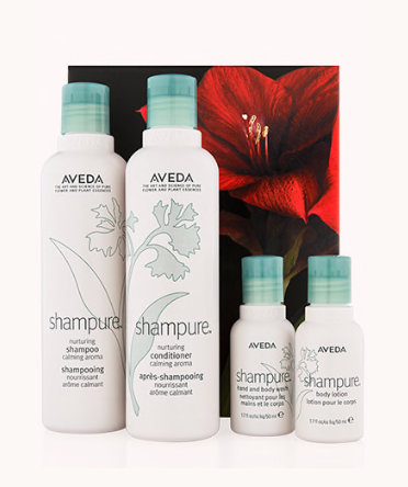 Shampure Nurturing Hair and Body Care
