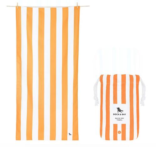 Dock & Bay Towel L - Orange