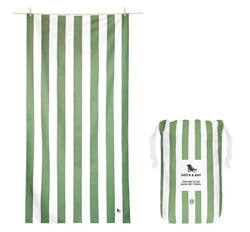 Dock & Bay Towel L - Green