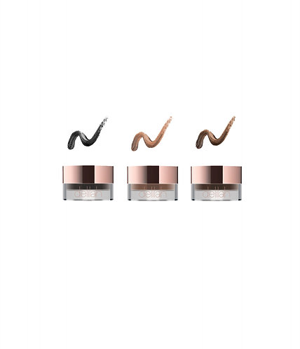 Delilah Gel Line Eye & Brow (Various shades)
