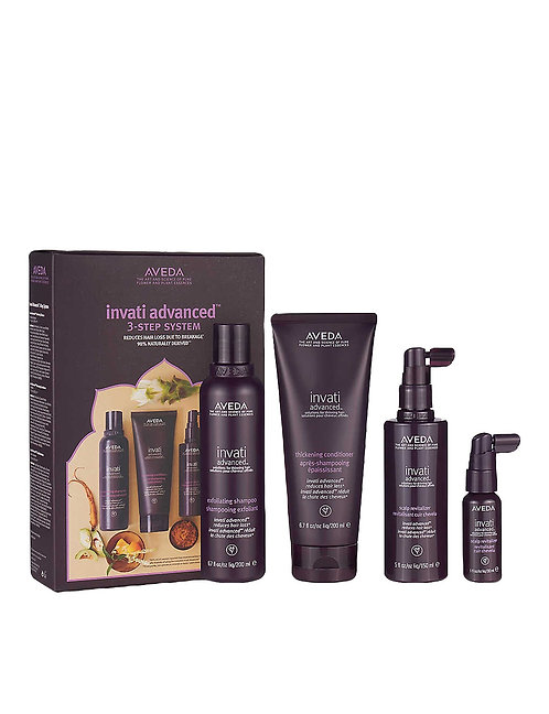 Aveda Invati Advanced 3-Step Set
