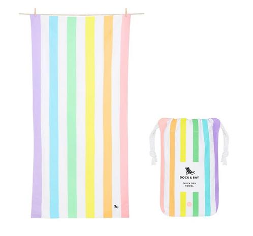Dock & Bay Towel L - Unicorn