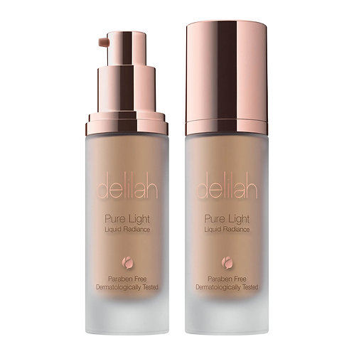 Delilah Pure Light Liquid Radiance (Various Shades)