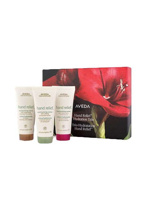 Aveda Hand Relief Hydration Trio Handcare Gift Set