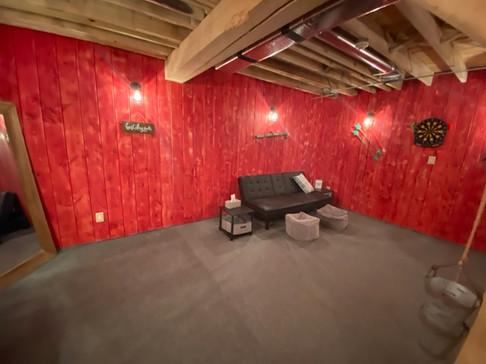 Grooms Room