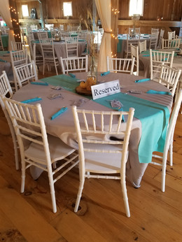 Table Setting Possibilities