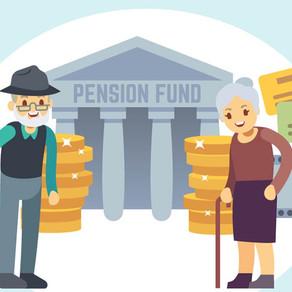 老年金及其相关福利