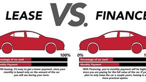 Lease?Finance?五分钟学会买车如何选择
