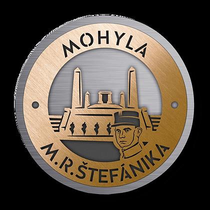 MOHYLA M.R.ŠTEFÁNIKA