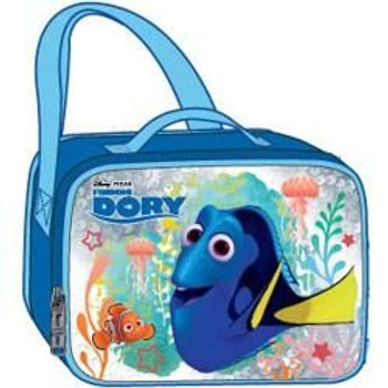 Finding Dory Rectangle Lunch bag with Strap and Printed PVC & Sequin Underlay