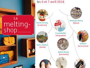 Nod's, invité de LaMeltingShop lors des Journées Européennes des Métiers d'Art