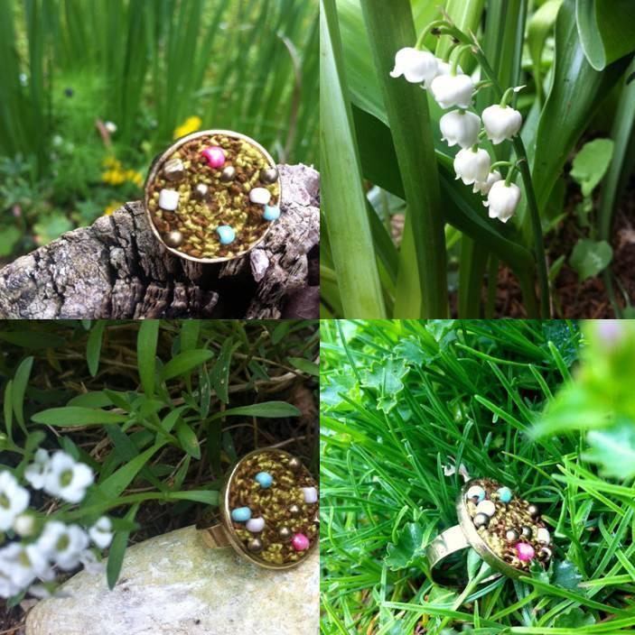 Little Garden ring by Nod's