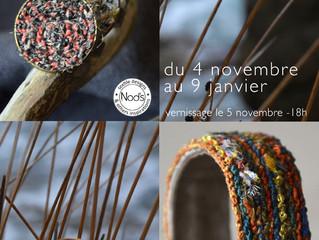 """Exposition vente """"Le fil autrement"""" à La Rochelle"""