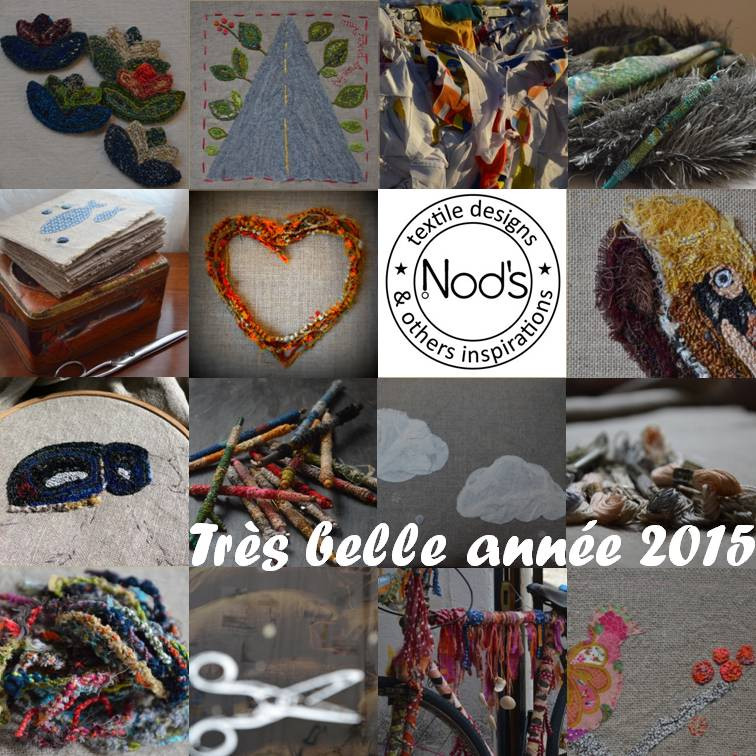 Happy New Year by Nod's