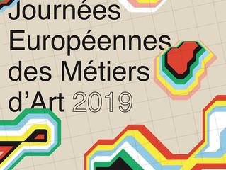 #JEMA 2019. Métiers d'art, signatures de territoires